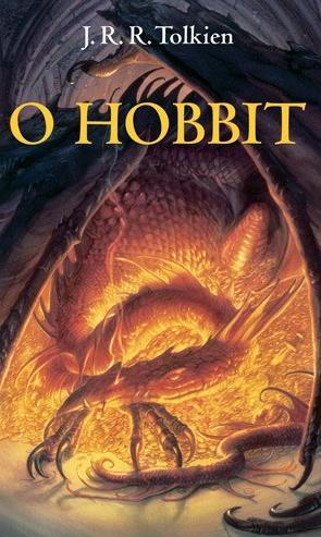 Capa de O Hobbit