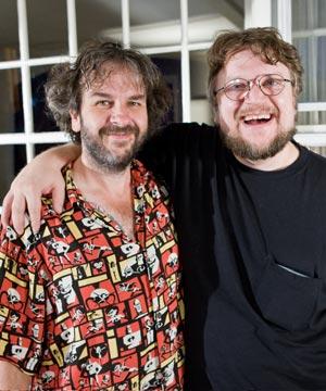 Jackson e Del Toro